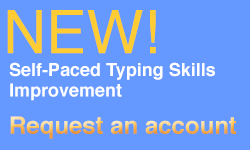 Typing Skills Request Form
